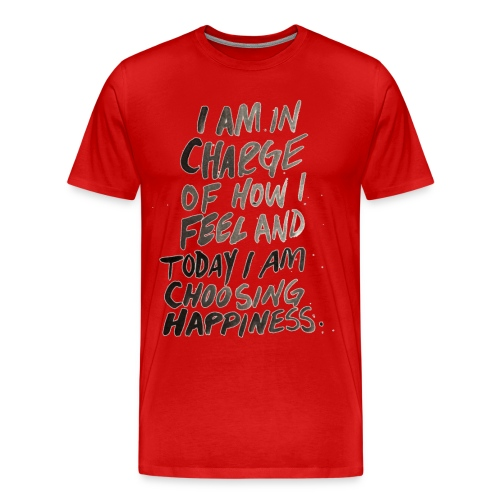 I AM IN Charge Tee - Men's Premium T-Shirt