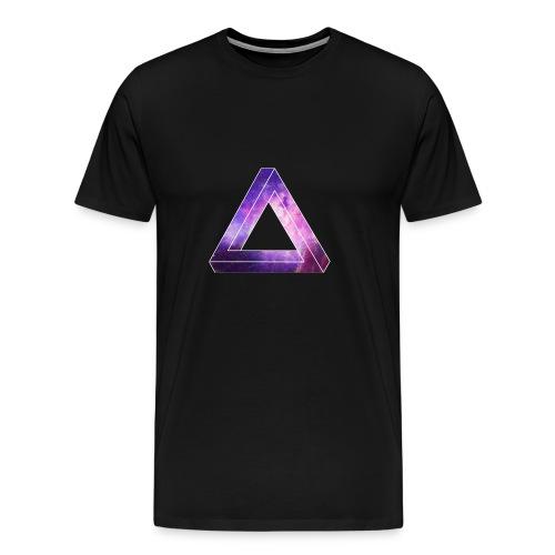 AshenGaming Penrose Men's T-Shirt - Men's Premium T-Shirt