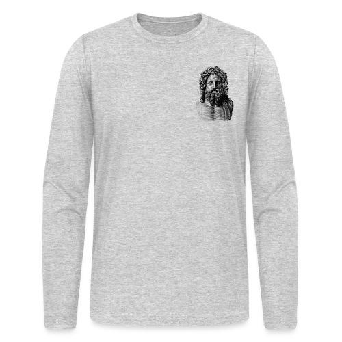 Zeus Long-Tee - Men's Long Sleeve T-Shirt by Next Level