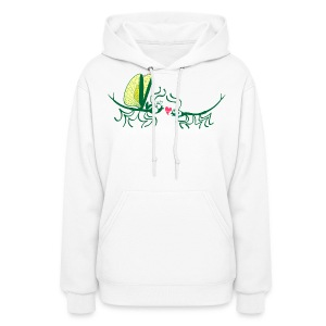 Stick insects painfully breaking their love Hoodies - Women's Hoodie