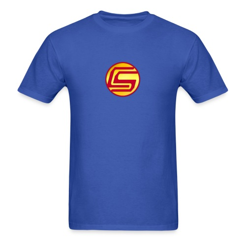 CS Logo - Men's T-Shirt