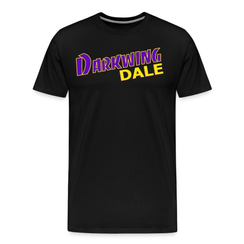 Men's Premium T-Shirt - The DCast,Network 1901,Darkwing Duck,Darkwing Dale