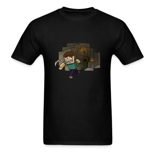 Cave Escape - Men's T-Shirt