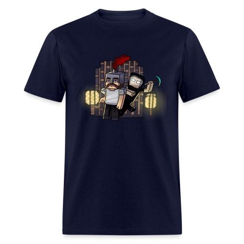 Attack - Men's T-Shirt