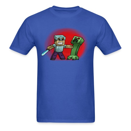 Creeper Kill - Men's T-Shirt
