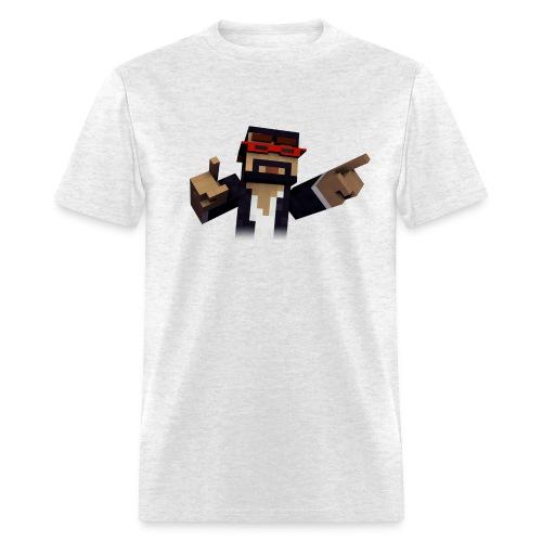 3D Singer - Men's T-Shirt