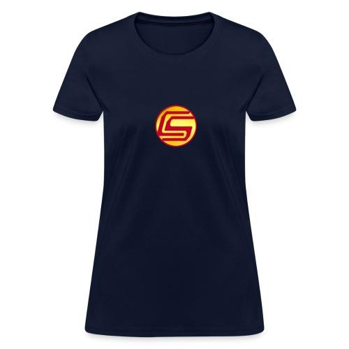 CS Logo - Women's T-Shirt