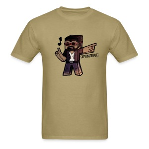 Cartoon Singer - Men's T-Shirt