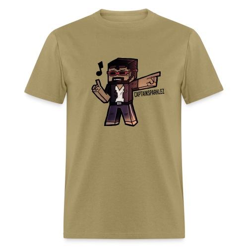 Cartoon Singer - Men's T-Shirt