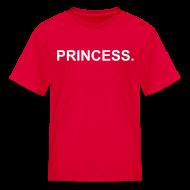 Kids' Shirts ~ Kids' T-Shirt ~ Princess.