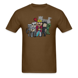 The Cast - Men's T-Shirt