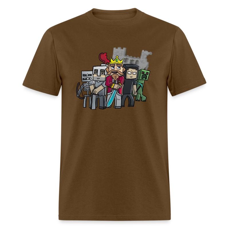 The Cast - Men's T-Shirt