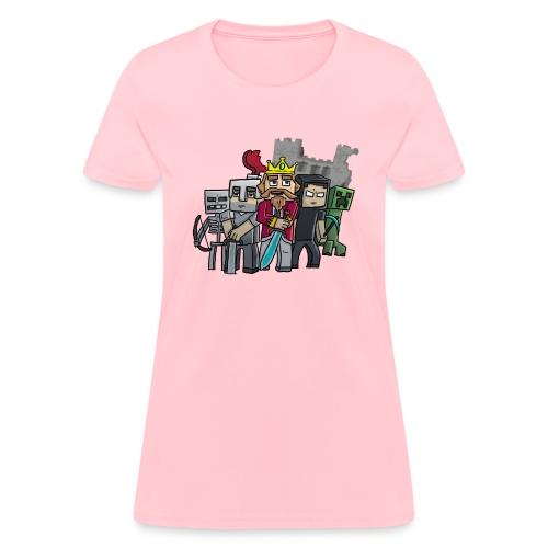 The Cast - Women's T-Shirt