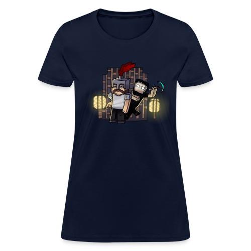 Attack - Women's T-Shirt