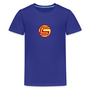 CS Logo - Kids' Premium T-Shirt