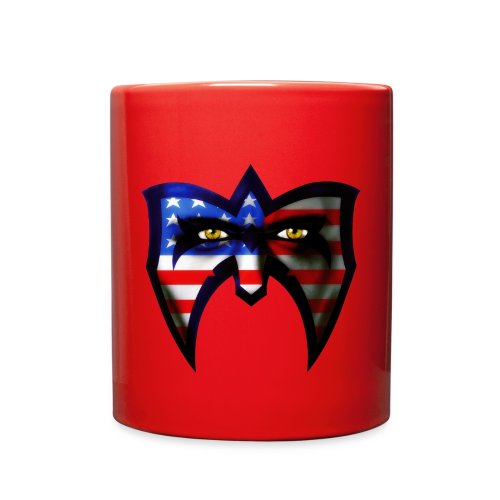Ultimate Warrior Stars & Stripes Mug - Full Color Mug
