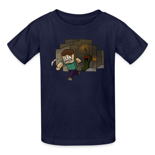Cave Escape - Kids' T-Shirt