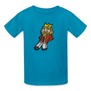 King - Kids' T-Shirt