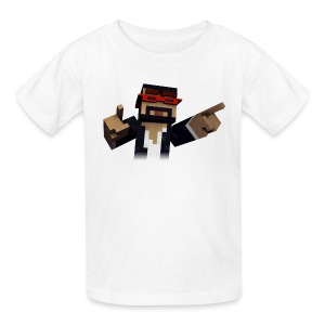 3D Singer - Kids' T-Shirt