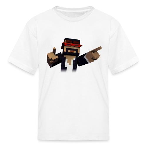 3D Singer - Kids' T-Shirt