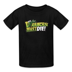 All Dramcryx Must Die! - Kids' T-Shirt