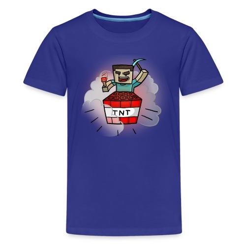 TNT Steve - Kids' Premium T-Shirt
