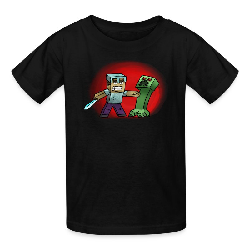 Creeper Kill - Kids' T-Shirt