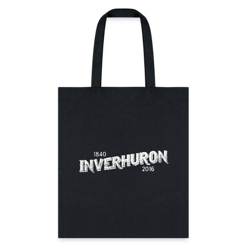 Inverhuron Vintage Logo Tote - Tote Bag