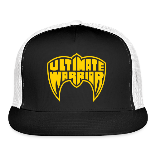 Ultimate Warrior Trucker Cap - Trucker Cap