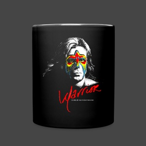 Ultimate Warrior Signature Mug - Full Color Mug