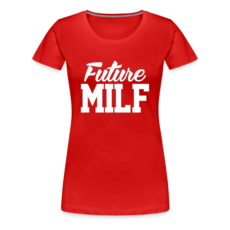 Future Milf T Shirt 62