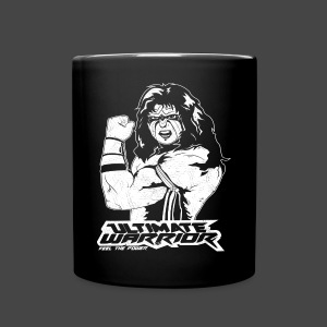 Ultimate Warrior Posedown Mug - Full Color Mug