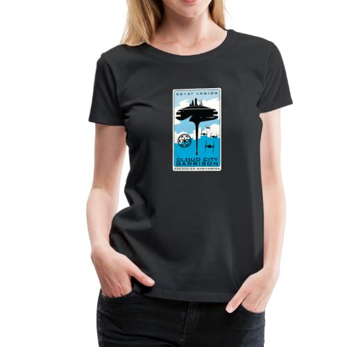 Ladies' Logo t-shirt - Women's Premium T-Shirt