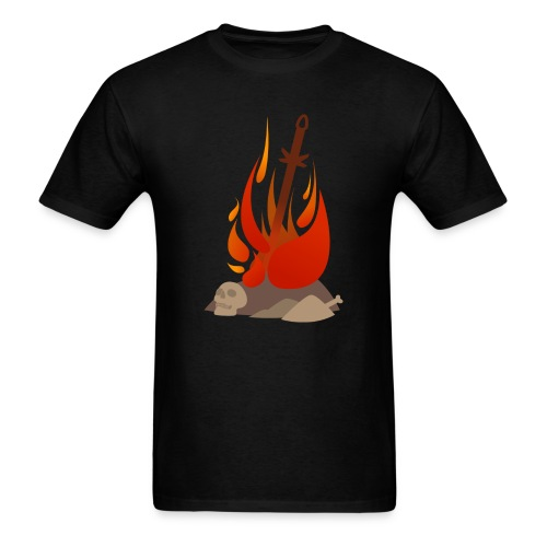 Dark Souls T-Shirt - Men's T-Shirt