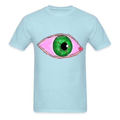 Sketched Eye | Men's T-Shirt - Men's T-Shirt