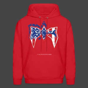 Ultimate Warrior Stars & Stripes Hoodie - Men's Hoodie