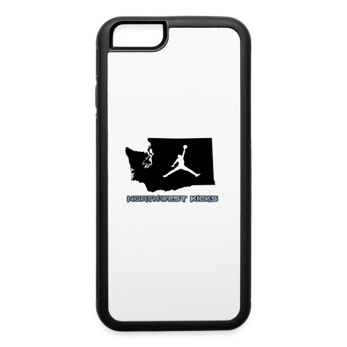 Northwest Kicks iPhone 6 Case - iPhone 6/6s Rubber Case