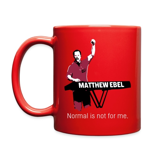 Normal Is Not For Coffee - Full Color Mug
