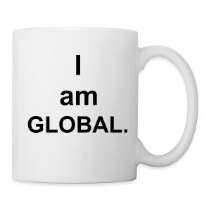 I am Global (created for charity) - Coffee/Tea Mug