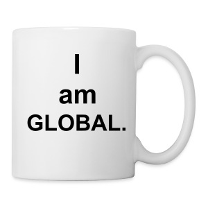I am Global (created for charity) - Coffee/Tea Mug
