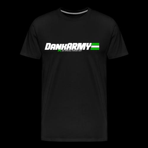 Premium DankARMY Men's T-Shirt - Men's Premium T-Shirt