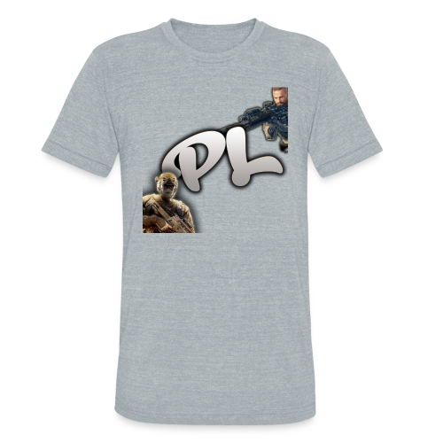 PugLadders Uni-Sex T-Shirt - Unisex Tri-Blend T-Shirt