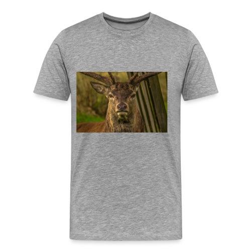 Serious Deer - Men's Premium T-Shirt