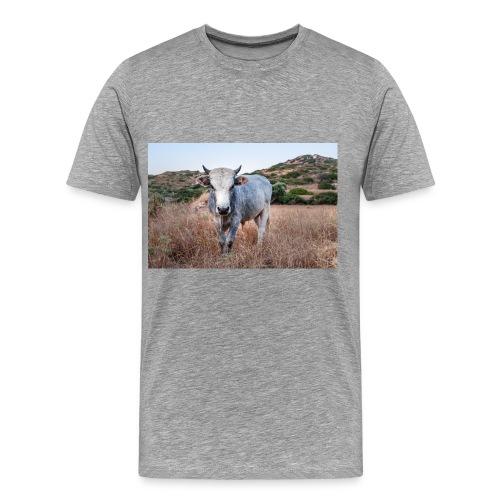 Serious Cow - Men's Premium T-Shirt