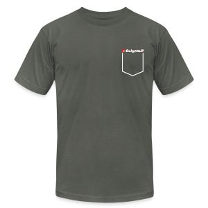 BULGEBULL POCKET - Men's Fine Jersey T-Shirt