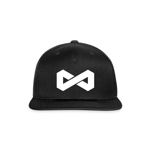 Infinite Symbol Hat - Snap-back Baseball Cap