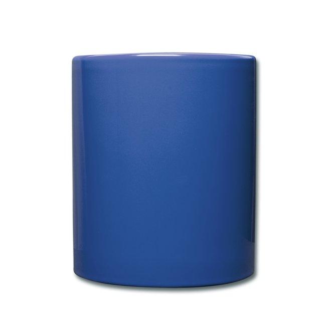 Oh What a Beautiful Mornin' Full Color Mug