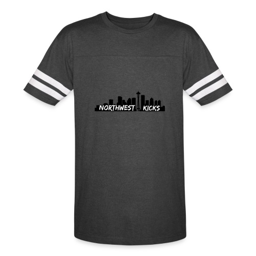 Northwest Kicks Jersey Shirt - Vintage Sport T-Shirt