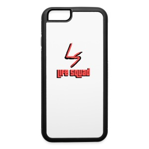 Life Squad iPhone 6/6s Rubber Case - iPhone 6/6s Rubber Case
