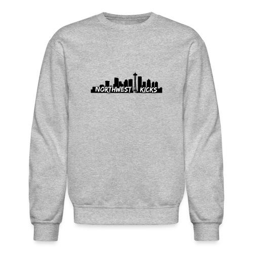 Northwest Kicks Crew Neck - Crewneck Sweatshirt